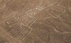 Overflight to Nazca Lines
