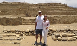 Tour to Caral